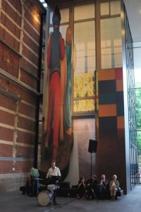 Cindy Bernard, The Inquisitive Musician, Stedelijk Museum