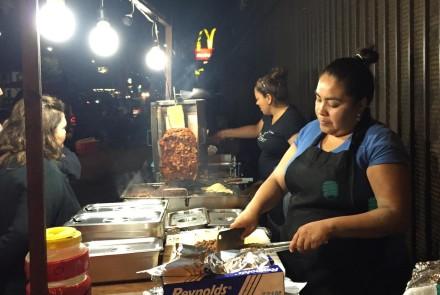 Jenny's Tacos on York