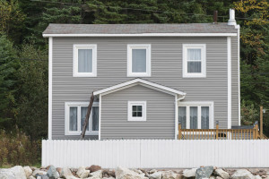 Cindy Bernard, Structure 12/26, Beaches, Newfoundland, 2013/2014