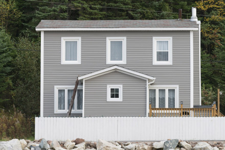 Cindy Bernard, Structure 12/26, Beaches, Newfoundland, 2013/2014