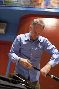 David Watson, from Cindy Bernard, The Inquisitive Musician, Los Angeles County Museum of Art, May 7, 2011