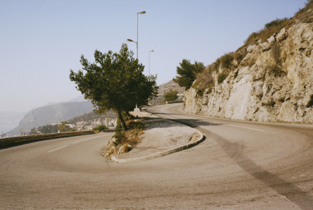 Cindy Bernard, Two Roads, 1991