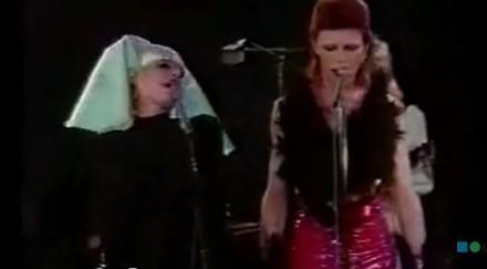1980 Floor Show still