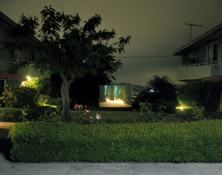 Cindy Bernard, Location Proposal #2: Shot 11, Silverlake, June 1998