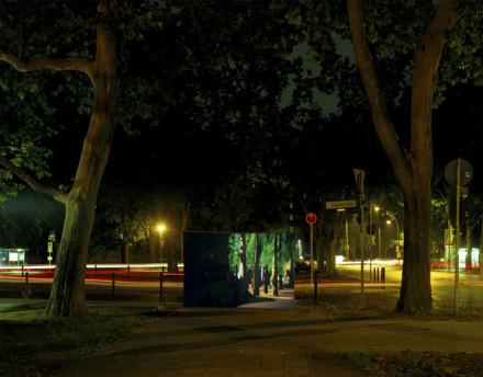 Cindy Bernard, Location Proposal #2: Shot 2, Treptow, Berlin, September 1998