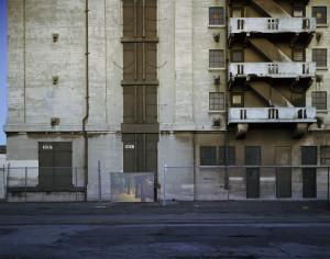 Cindy Bernard, Location Proposal #2: Shot 6, Warehouse One, January 2001