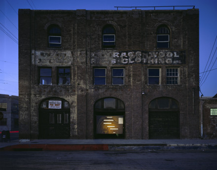 Cindy Bernard, Location Proposal #2: Shot 7, Starkman Building, Los Angeles, December 1998