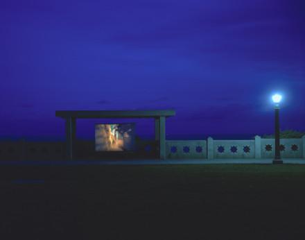 Cindy Bernard, Location Proposal #2: Shot 8, Pt. Fermin Park, San Pedro, February 1999