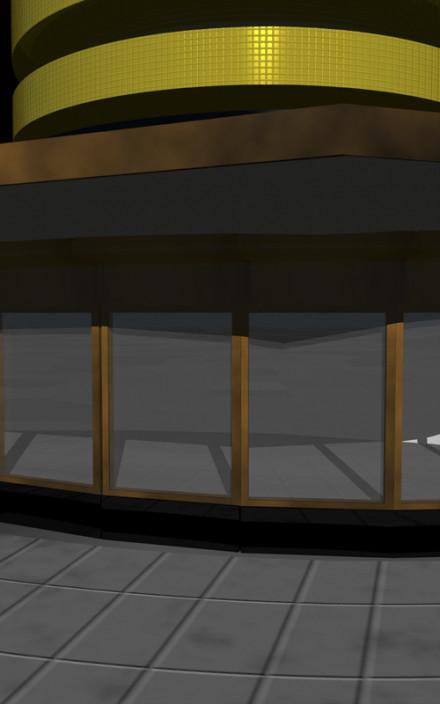 Cindy Bernard, Location Proposal #4: Department Store