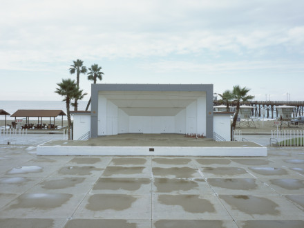Cindy Bernard, Oceanside Pier Amphitheater aka Oceanside Bandshell (City of Oceanside, 1950) Oceanside, California, 2003