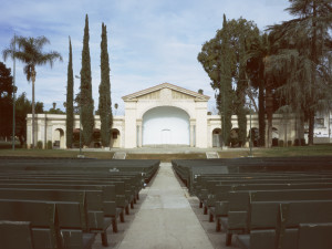 Cindy Bernard, Redlands Bowl aka The Prosellis (Clarence and Florence White, 1930) Redlands, California, 2003