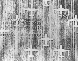 Cindy Bernard, Security Envelope: Par Avion; Per Luchtpost; By Air Mail, 1987