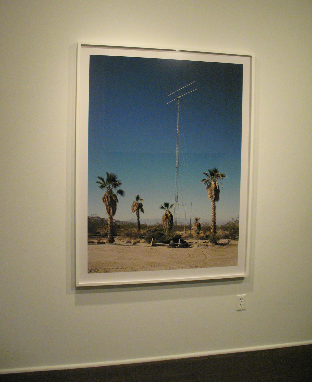 Cindy Bernard, Silent Key, Tracy Williams LTD, 2008 Installation views
