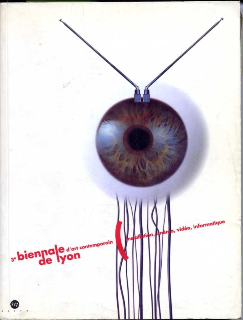 Lyon Biennale Catalog Cover