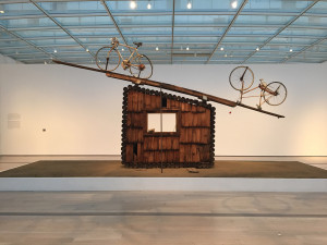 Noah Purifoy, No Contest (Bicycles), LACMA