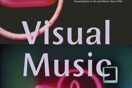 Visual Music: Synaesthesia in Art and Music Since 1900, Catalogue cover