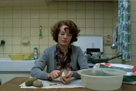 Chantal Akerman, Jeanne Dielman, 23, Quai du Commerce, 1080 Bruxelles