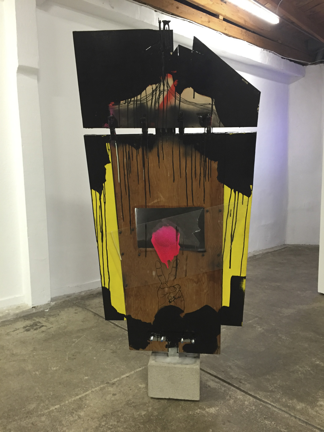 Sylvia Bataille (group show), JOAN 12/19/15
