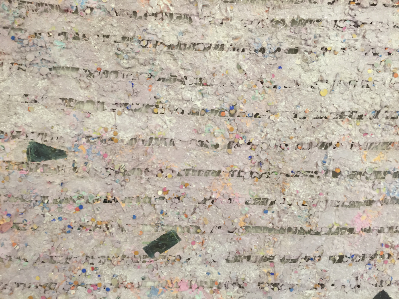 Howardena Pindell, Greater New York, PS 1