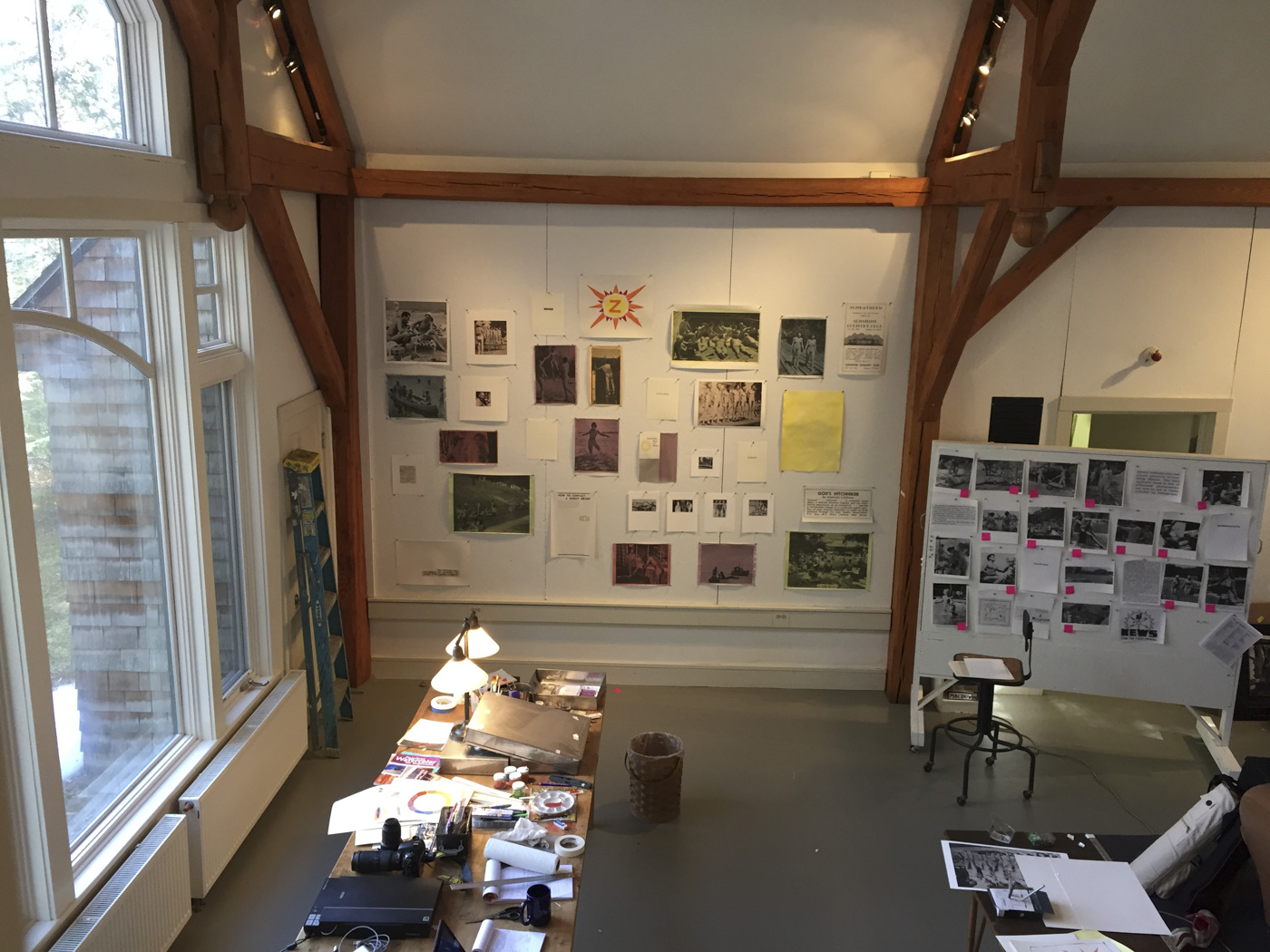 MacDowell Residency, Weeks 3 and 4, March 2016