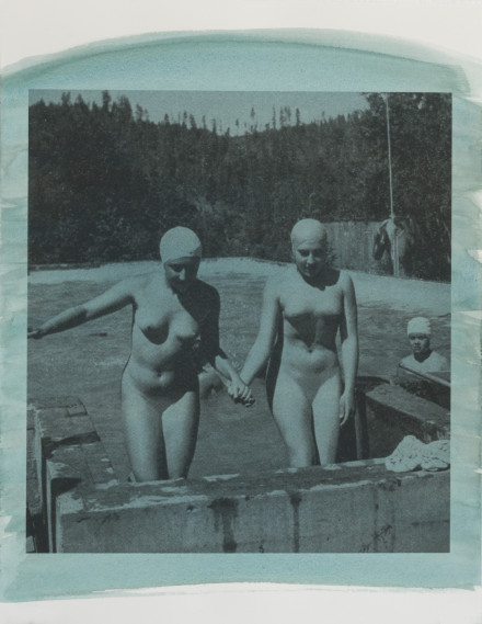 Cindy Bernard, Your Personal View of (Social) Nudism, Episode 1957, Bucks-kin, Portfolio of 23 works