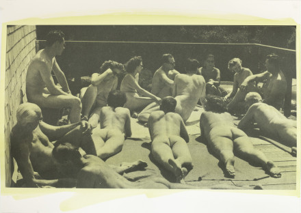 Cindy Bernard, Your Personal View of (Social) Nudism, Episode 1961, Sungry, 34 Part Portfolio, 2016