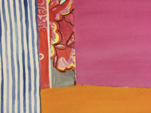 Cindy Bernard, Panels 32, 33, 34, 41 (Gladys Osmond, Beaches, Newfoundland, 2013)